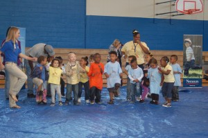 Nemours kickoff Healthy Habits